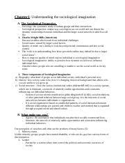 soc ch 1sociological imagination quiz essay Soc ch 1sociological imagination quiz flashcards november 29, 2017 jdp leave a comment on soc ch 1sociological imagination quiz  get your custom essay sample.