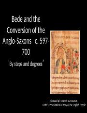 Bede and Conversion 2016 .pptx