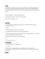Bioinformatics Homework Answers.docx