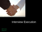 09__Interview Execution1