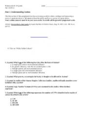 Bio Homework help.. 10 points?