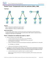 1.2.1.7 Packet Tracer - Comparing 2960 and 3560 Switches Instructions.pdf