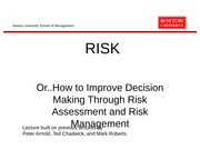 Risk+Management+2012+BU+Template