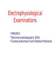 F- Electrophysiological Examinations.ppt