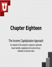 Chapter 18 Income Approach (1).ppt