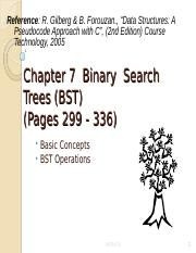 6.Binary Search Tree.ppt