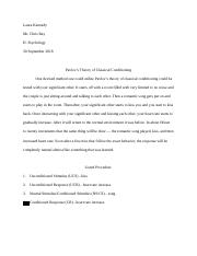 OA #5 (Learning- Classical Conditioning).docx