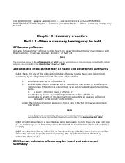 Criminal Procedural Act Part 3.1-When_a_summary_hearing_may_be_held