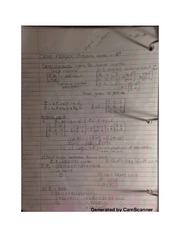 cross product notes