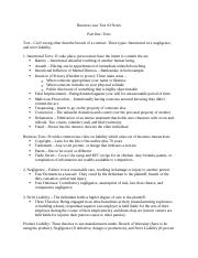 Business Law Test #3 Notes.docx