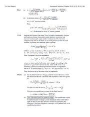 PHYS 21 Fall 2013 Homework 1 Solutions