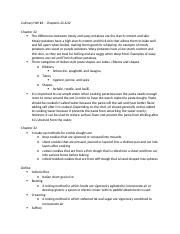 Culinary HW #6 – Chapters 22 &32 .docx