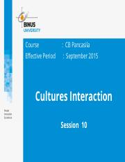Z00220020220154036Session 10 Cultures Interaction