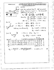 1399_Mechanics Homework Mechanics of Materials Solution