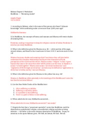 Robson - Chapter 5 Worksheet