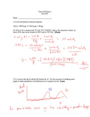 exam 1 fall 2007 answers