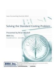 Maskell Solving the Standard Cost Problem.pdf