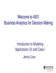 Introduction to Modeling-Applications (II) & Case I.pdf