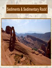 GEOL122 Sediment and Sed Rocks_notes