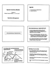 MAN 3504 Ch 6.2 Lecture Notes