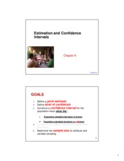 GC1055 Business Statistics - Chapter 9  _ver 2014_
