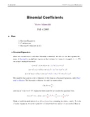 Engineering mechanics statics 6th by j l meriam l g kraige solutions 8 pages binomial coefficients fandeluxe