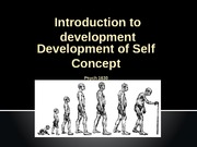 Lecture 14 The Self