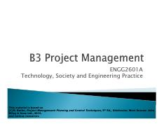 B3_Project Management