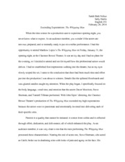 Critical ReviewPaper