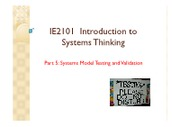 5 IE2101 2015 Systems Dynamics Part 5 Testing and Validation.pdf