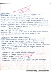 Thea 80 Notes for Drama