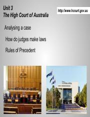 03 High Court 2 Lect (1)
