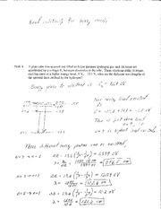 Problem 5 Solutions