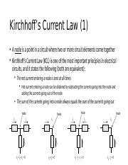 Kirchhoff's Current Law.pptx