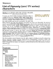 List of Dynasty (2017 TV series) characters.pdf