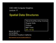 17-spatial-datastructures