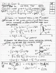 2007-11-26 Exam 12 Answers