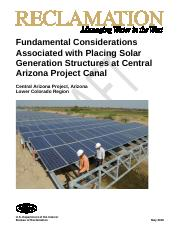 Placing Solar Generation Structures Over the CAP Canal 7-12-2016 Final r1.pdf