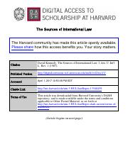 The Sources of International Law.pdf