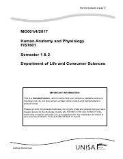 SBA Life Science SBA Teacher Guide(2) pdf - LIFE SCIENCES
