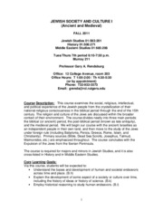 JSC-1 Syllabus Fall 2011.FINAL