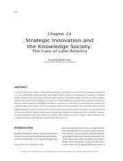 251573549_Strategic-Innovation-and-the-Knowledge-Society--The-Case-of-Latin-America_1158923082311403
