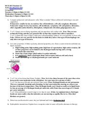 BCH 3033 Fall 2015 Worksheet 2 Answers.doc