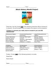 Black History Month Project.docx