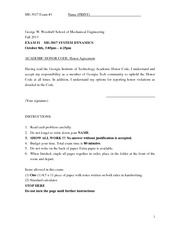 Fall 2013 exam 1 solution