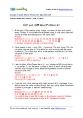 GCF-and-LCM-word-problems-1RGr5 - can pack in each box? 3. I want ...