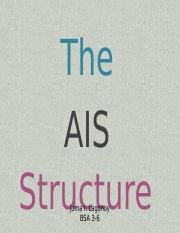 The AIS Structure