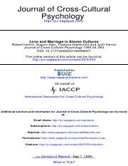 cross cultural marriage pdf