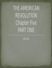 THE AMEIRICAN REVOLUTION ch5 us 121.pptx