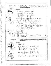 435_Mechanics Homework Mechanics of Materials Solution